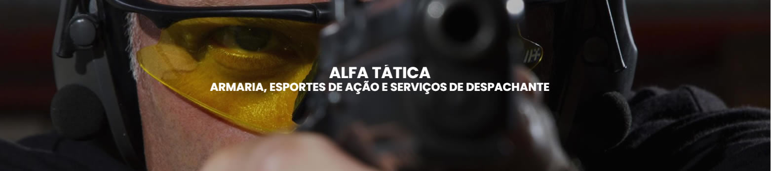 Alfa Tática - Despachante de Armas